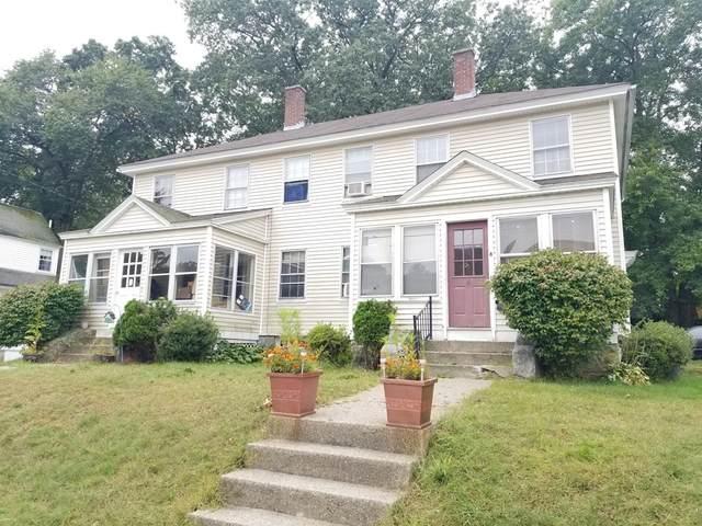 6/8 Woodland Street, Northbridge, MA 01588 (MLS #72897399) :: Welchman Real Estate Group