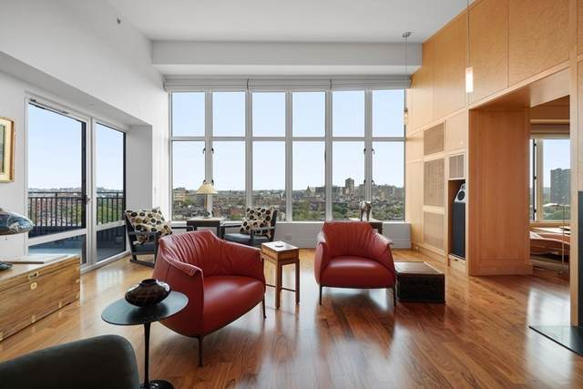 505 Tremont St #904, Boston, MA 02116 (MLS #72897419) :: The Duffy Home Selling Team