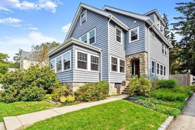 10 Landseer St, Boston, MA 02132 (MLS #72897447) :: Conway Cityside
