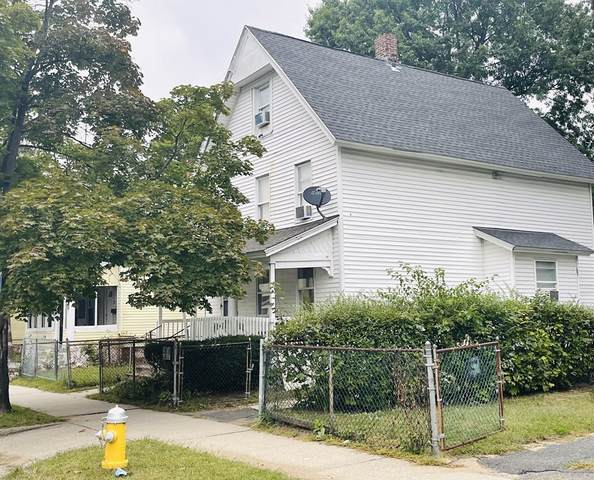 35 Andrew St, Springfield, MA 01109 (MLS #72897501) :: The Seyboth Team