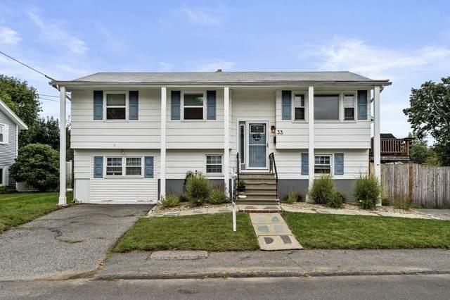 33 Buena Vista Avenue, Salem, MA 01970 (MLS #72897521) :: The Ponte Group