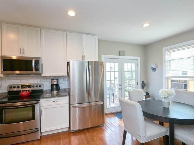 17 Sackville Street #3, Boston, MA 02129 (MLS #72897542) :: Zack Harwood Real Estate | Berkshire Hathaway HomeServices Warren Residential