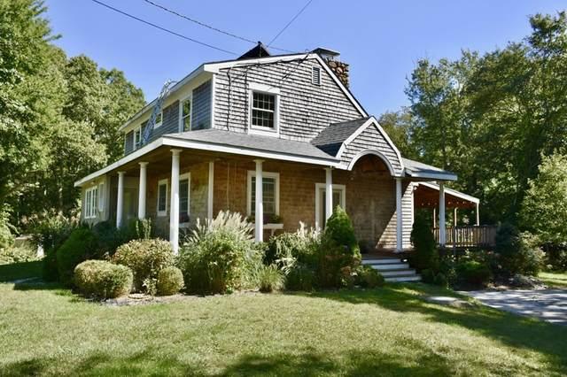 8 Noyes Ave, Mattapoisett, MA 02739 (MLS #72897598) :: Boylston Realty Group