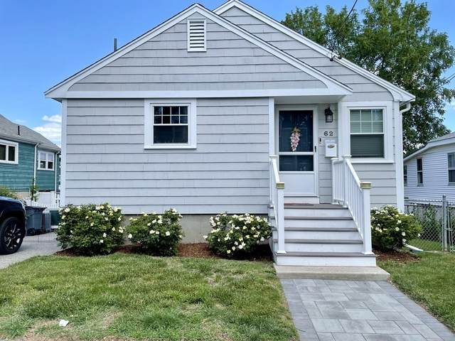 62 Parke Ave, Quincy, MA 02171 (MLS #72897706) :: The Seyboth Team