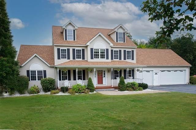 12 Chestnut Way, Methuen, MA 01844 (MLS #72897739) :: Welchman Real Estate Group