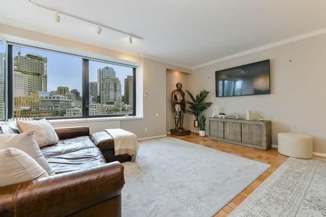 85 E India Row 14G, Boston, MA 02110 (MLS #72897772) :: Kinlin Grover Real Estate