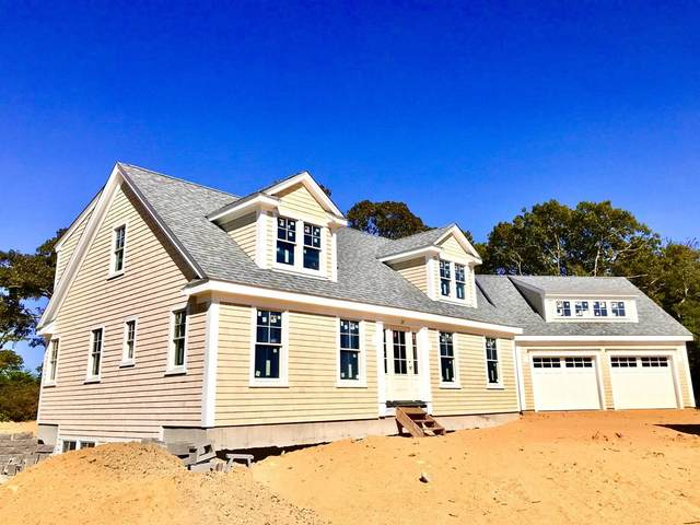 37 Jessies Landing, Chatham, MA 02633 (MLS #72897785) :: Dot Collection at Access