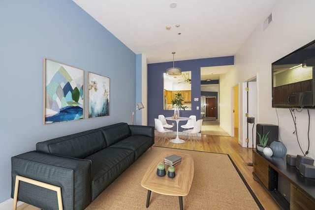 100 Fulton St 1M, Boston, MA 02109 (MLS #72897806) :: Kinlin Grover Real Estate