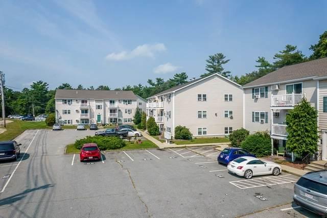 1607 Braley Road #71, New Bedford, MA 02745 (MLS #72897836) :: Alfa Realty Group Inc