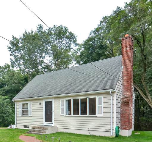 934 Worcester St, Wellesley, MA 02482 (MLS #72897843) :: The Gillach Group