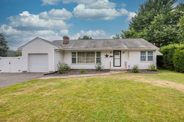 186 Harwich Rd, West Springfield, MA 01089 (MLS #72897877) :: Dot Collection at Access