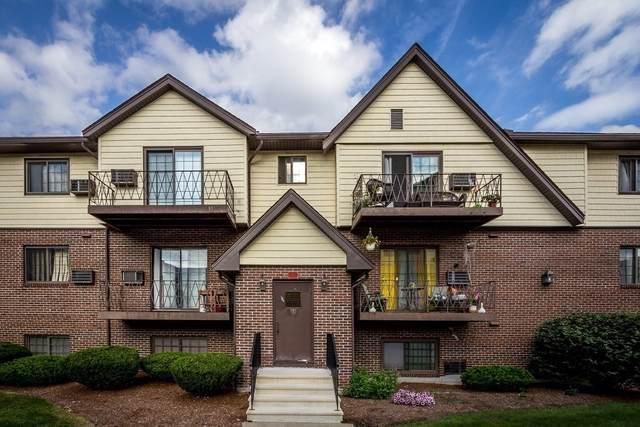 7 Royal Crest Drive #7, Randolph, MA 02368 (MLS #72897886) :: Chart House Realtors