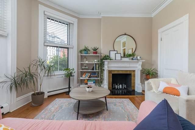 580 Tremont St #1, Boston, MA 02118 (MLS #72897911) :: East Group, Engel & Völkers