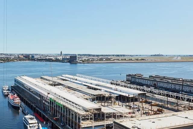 135 Seaport Boulevard #2001, Boston, MA 02210 (MLS #72897914) :: Cape Cod and Islands Beach Properties