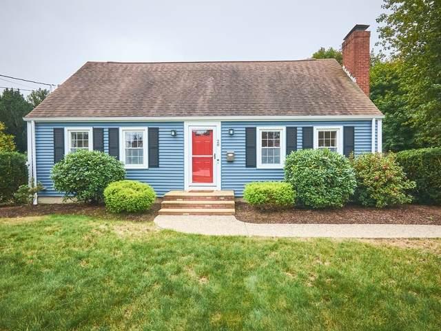 28 Winter Ln, Framingham, MA 01702 (MLS #72897926) :: Chart House Realtors