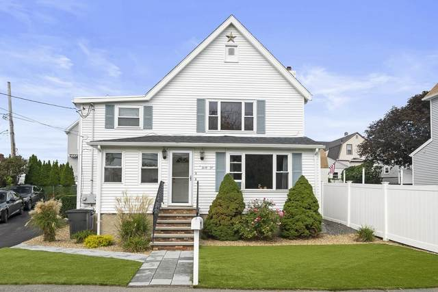 42 - 44 Babcock, Quincy, MA 02169 (MLS #72897935) :: The Ponte Group