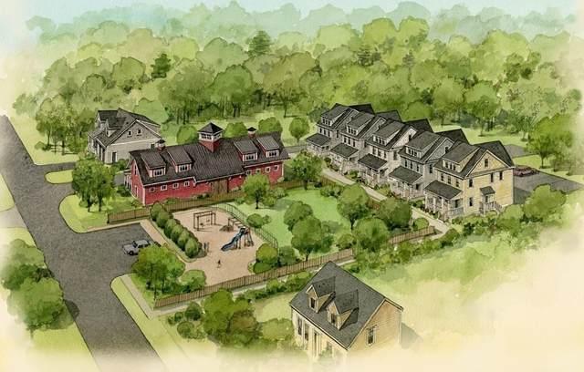 8 Colby Farm Ln Villa D, Newburyport, MA 01950 (MLS #72897946) :: Alex Parmenidez Group