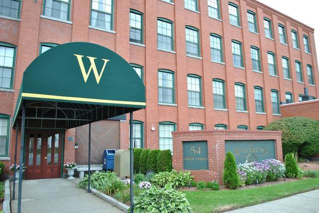 54 Green St #107, Leominster, MA 01453 (MLS #72897987) :: The Duffy Home Selling Team
