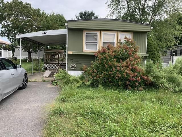 111 Shanley Drive #111, Attleboro, MA 02703 (MLS #72897991) :: Chart House Realtors