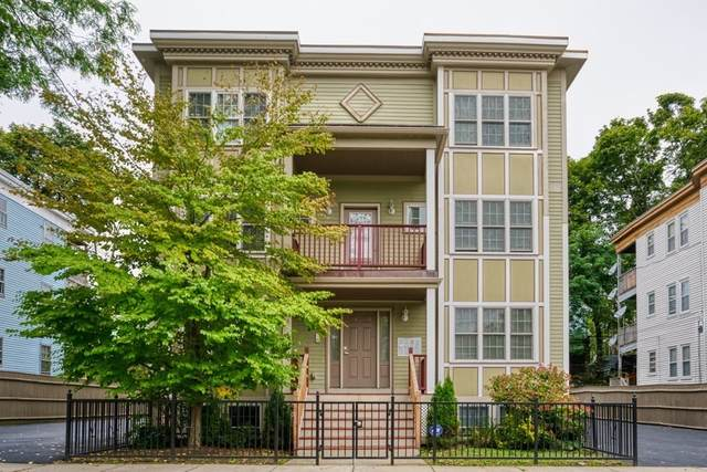 24-26 Mildred Ave #1, Boston, MA 02126 (MLS #72897999) :: The Smart Home Buying Team