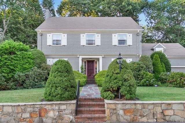 27 Edward Ave, Milton, MA 02186 (MLS #72898048) :: Welchman Real Estate Group