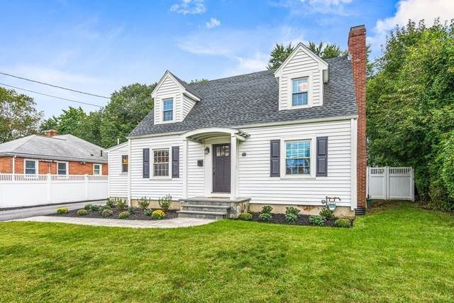110 North Street, Newton, MA 02460 (MLS #72898050) :: Dot Collection at Access