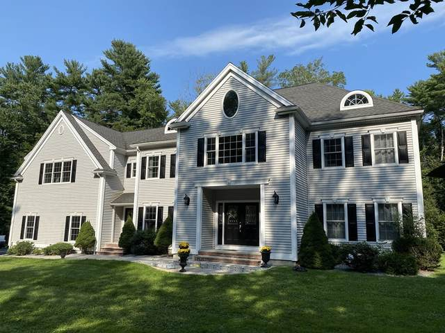 35 Hawthorne Ln, Norwell, MA 02061 (MLS #72898077) :: Dot Collection at Access