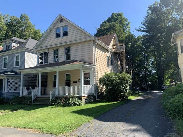20-22 Pond St, Greenfield, MA 01301 (MLS #72898097) :: Charlesgate Realty Group