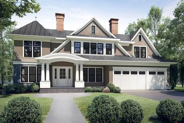 36 Oakridge Rd, Wellesley, MA 02481 (MLS #72898108) :: revolv