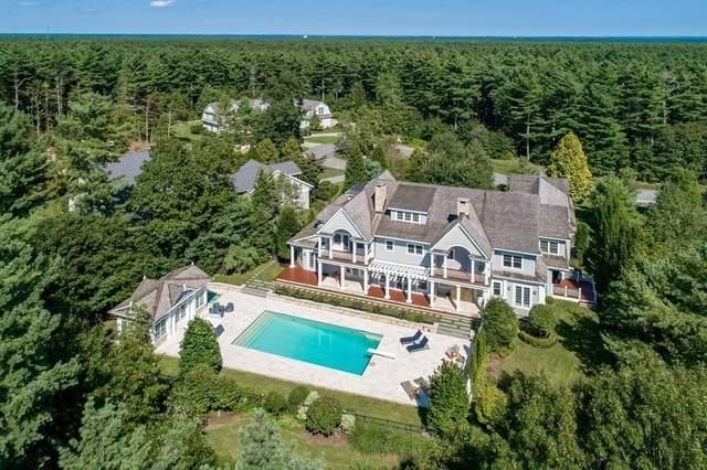 19 High Ridge Dr, Mattapoisett, MA 02739 (MLS #72898114) :: Welchman Real Estate Group