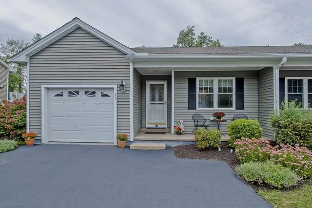 51 Silvercrest #32, Greenfield, MA 01301 (MLS #72898145) :: Charlesgate Realty Group