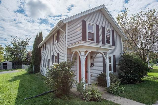 34 Mill St, Greenfield, MA 01301 (MLS #72898153) :: Charlesgate Realty Group