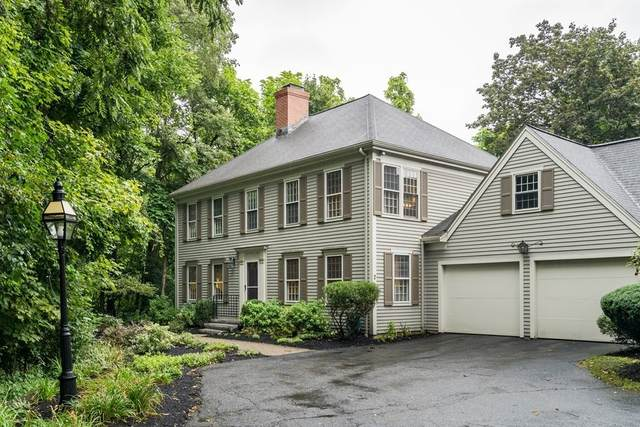 2 Hollow Lane #2, Lexington, MA 02420 (MLS #72898178) :: Charlesgate Realty Group