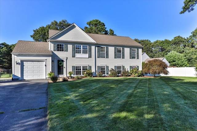 58 Lunn's Way, Plymouth, MA 02360 (MLS #72898223) :: Charlesgate Realty Group