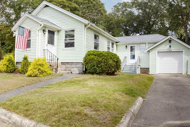 211 Raynor Ave, Whitman, MA 02382 (MLS #72898237) :: Charlesgate Realty Group