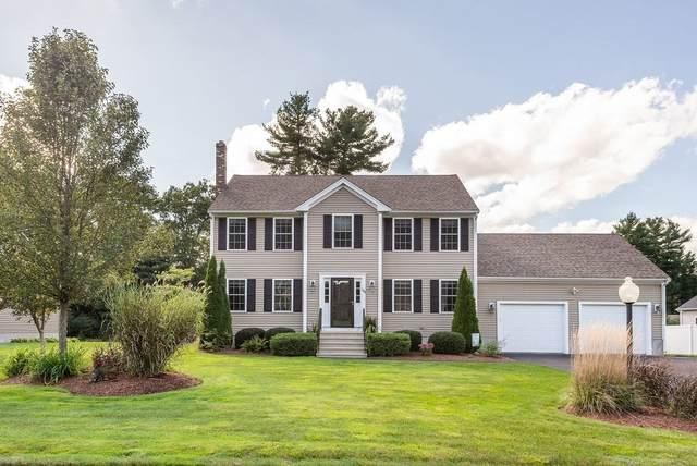 164 Appalossa Way, Taunton, MA 02789 (MLS #72898253) :: The Duffy Home Selling Team