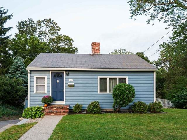 102 Park Rd, Franklin, MA 02038 (MLS #72898255) :: The Duffy Home Selling Team