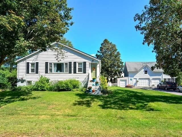 400 Warren Ave, Seekonk, MA 02771 (MLS #72898256) :: The Duffy Home Selling Team