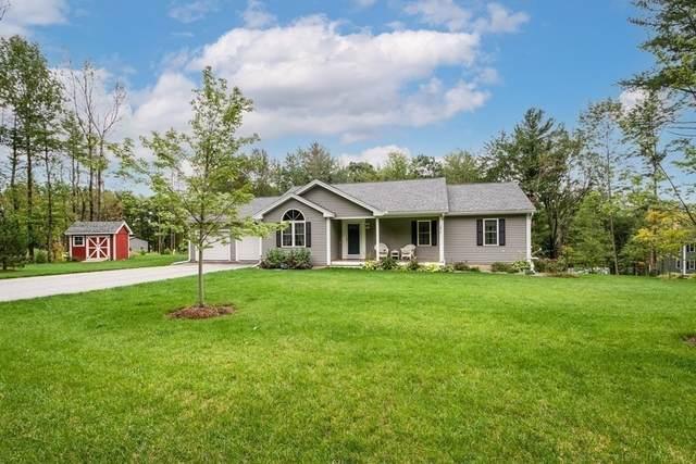 89 Glenwood Place, Rutland, MA 01543 (MLS #72898260) :: The Duffy Home Selling Team