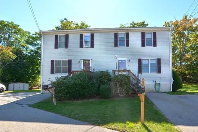 29B Green Street #2, Milford, MA 01757 (MLS #72898268) :: The Duffy Home Selling Team