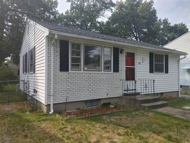 188 Gilbert Ave, Springfield, MA 01119 (MLS #72898270) :: Charlesgate Realty Group