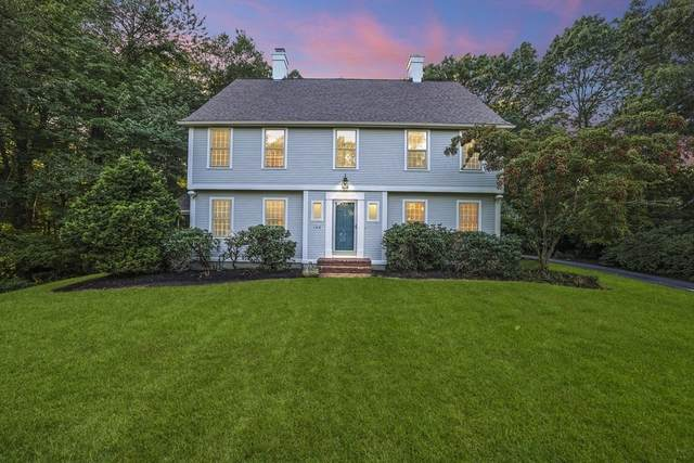 145 Judge Cushing Rd, Scituate, MA 02066 (MLS #72898271) :: Charlesgate Realty Group