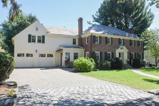 32 Pickwick Rd, Newton, MA 02465 (MLS #72898287) :: Charlesgate Realty Group