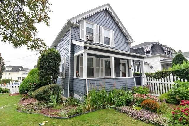 560 Pleasant St, Malden, MA 02148 (MLS #72898289) :: Charlesgate Realty Group