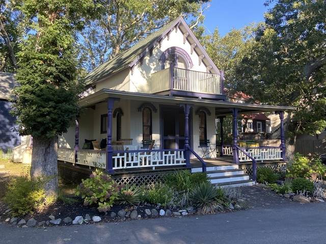 12 Bayliss Ave, Oak Bluffs, MA 02557 (MLS #72898291) :: Cape Cod and Islands Beach Properties