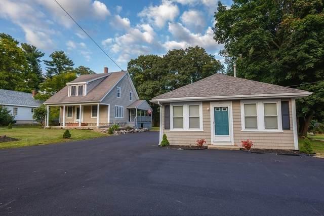 744 Washington St, Easton, MA 02375 (MLS #72898294) :: The Duffy Home Selling Team