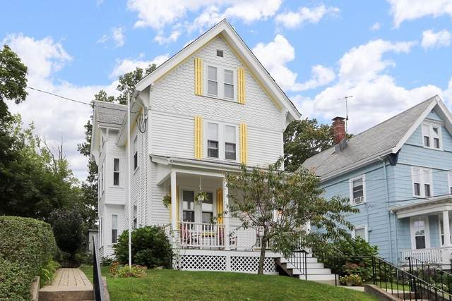 52 Bennett Street, Boston, MA 02135 (MLS #72898304) :: Charlesgate Realty Group