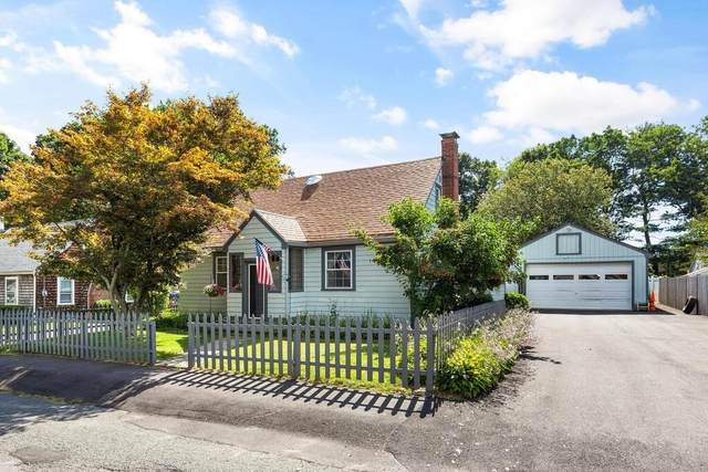 13 Lincoln St, Beverly, MA 01915 (MLS #72898329) :: Charlesgate Realty Group