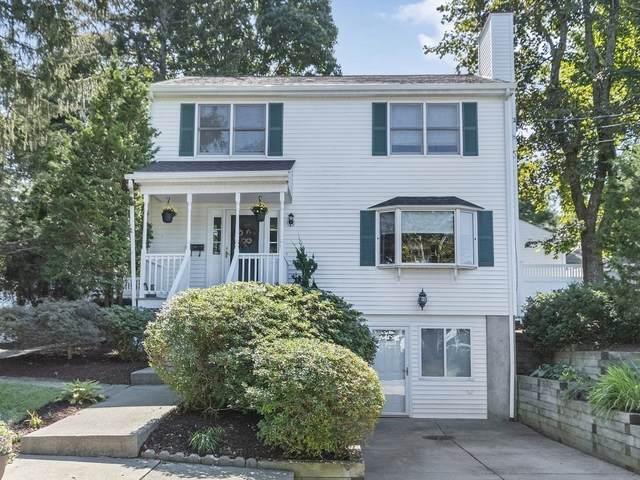 108 Virginia Road, Waltham, MA 02453 (MLS #72898330) :: Conway Cityside
