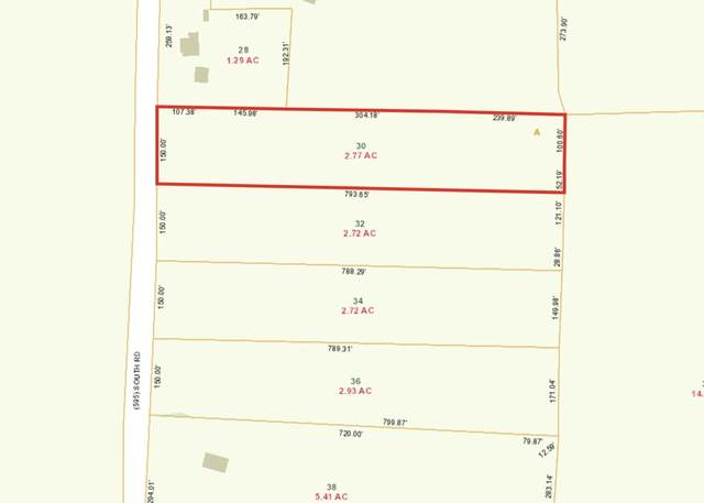 30 South Road - Lot H, Sturbridge, MA 01566 (MLS #72898339) :: Charlesgate Realty Group